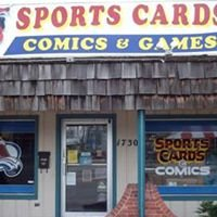 Grand Slam Sports Cards and Comics