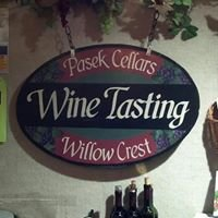 Pasek Cellars Winery. Leavenworth Tasting Room