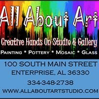All About Art, Creative Hand's On Studio & Gallery