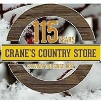 Crane's Country Store in Williamsburg, MO