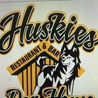 Huskies Dog House