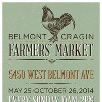Belmont Cragin Farmers' Market