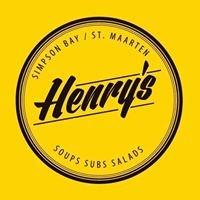 Henry's St. Maarten