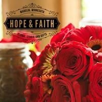 Hope and Faith Floral & Gifts-Madelia
