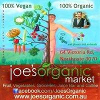 Joe's Organic Market