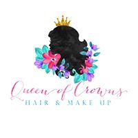 Queen of Crowns-Hair & Make Up by Nicole Cano