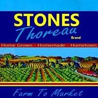 Stones Thoreau