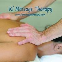 Ki Massage Therapy