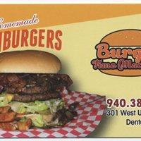 Burger Time Machine