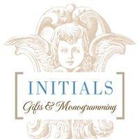 Initials Gifts & Monogramming