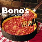 Bono's. Real Chicago Food.