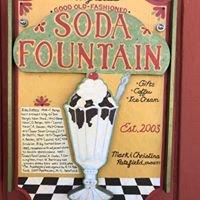 Main Street Apothecary & Patefield's Old Fashioned Soda Fountain