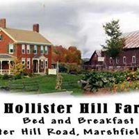 Hollister Hill Farm Bed and Breakfast