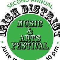Irish District Music & Arts Festival