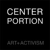 Center Portion: ART + ACTIVISM