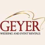 Geyer Wedding And Event Rentals