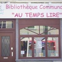 """Bibliothèque de Quiévrain """"Au Temps Lire"""""""