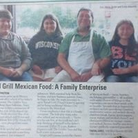 Tavial Mexican Grill