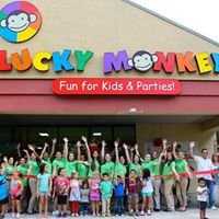 Lucky Monkey's 4 kids