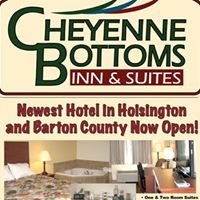 Cheyenne Bottoms Inn & Suites