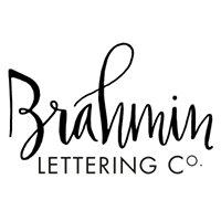Brahmin Lettering Co.