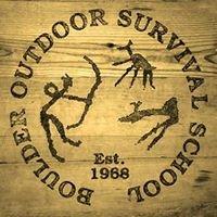 Boulder Outdoor Survival School (BOSS)