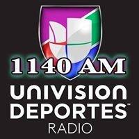 Univision Deportes Radio - WQBA 1140 AM