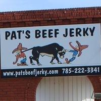 Pat's Beef Jerky