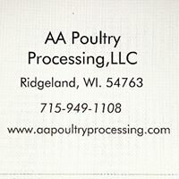 AA Poultry Processing