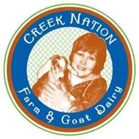 Creek Nation Creamery