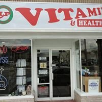 Gmp Vitamins and Health Foods