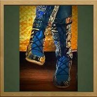 Oralba's Shoes