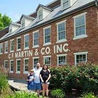 Martin Guitar Factory And Museum