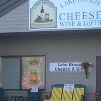 Lake Breeze Cheese Wine & Gifts