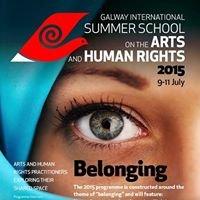 Arts and Human Rights Summer School