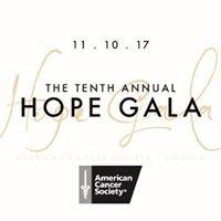 Hope Gala for American Cancer Society - Lincoln, Nebraska