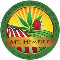 """Mt. Hempire - """"All things Hemp"""""""