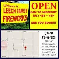 Leech Fireworks