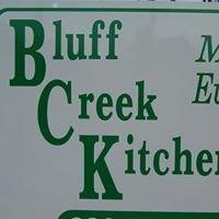 Bluff Creek Kitchen