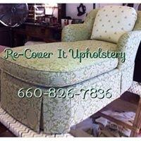 Re-Cover It Upholstery Sedalia