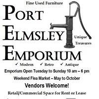 Port Elmsley Emporium