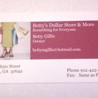 Betty's Dollar Store