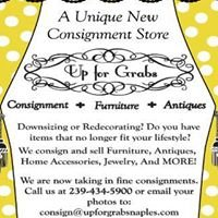 Up for Grabs Upscale Consignment