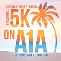 5K on A1A for Covenant House Florida