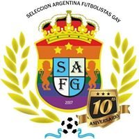 SAFG Selección Argentina Futbolistas Gays