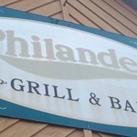 Philander's Grill & Bar