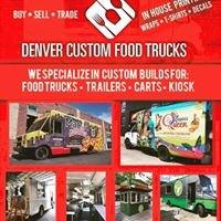 Custom Mobile Kitchen Colorado