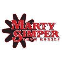 Marty Simper Show Horses