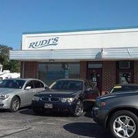 Rudi's Mercedes