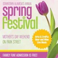 Park Street Spring Festival